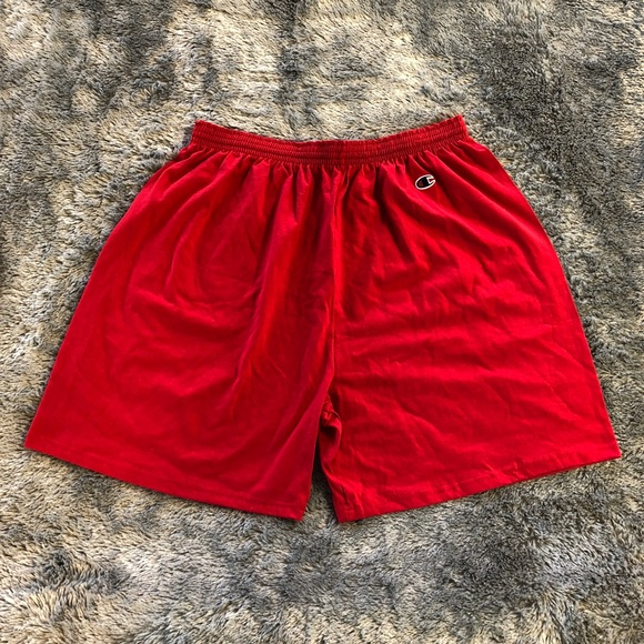 Champion Other - Champion Cotton Shorts - Red